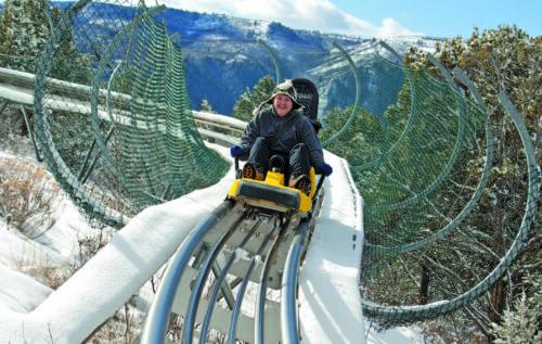 GCAP Alpine Coaster Winter